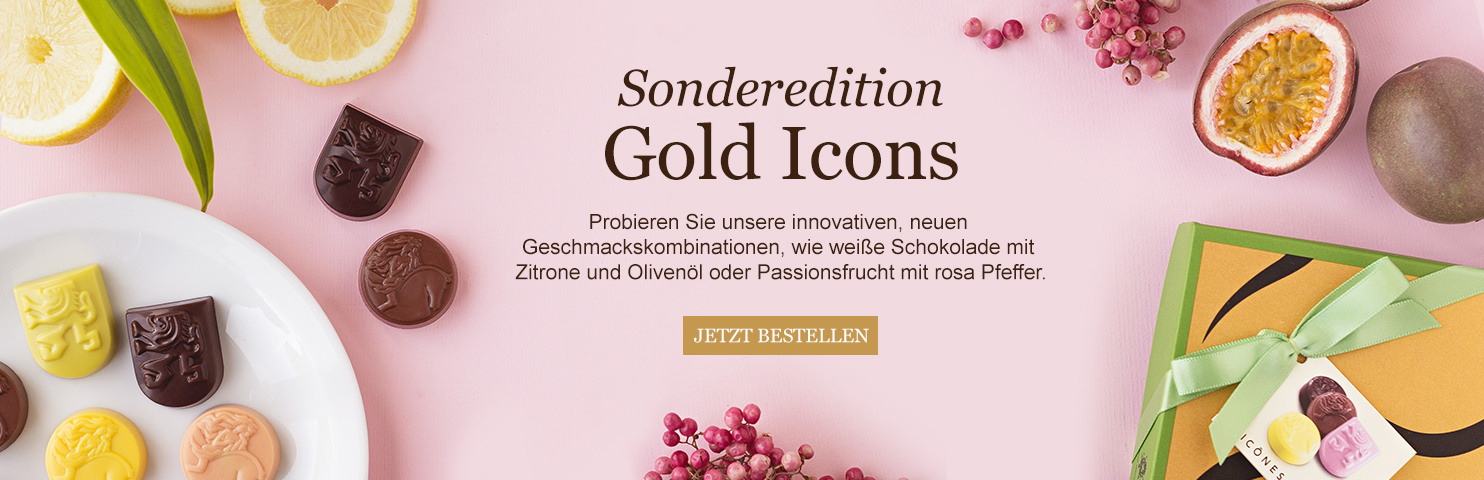 Sonderedition Gold Icons