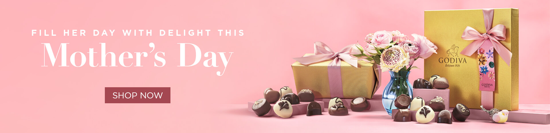 Godiva Mother's Day 2021