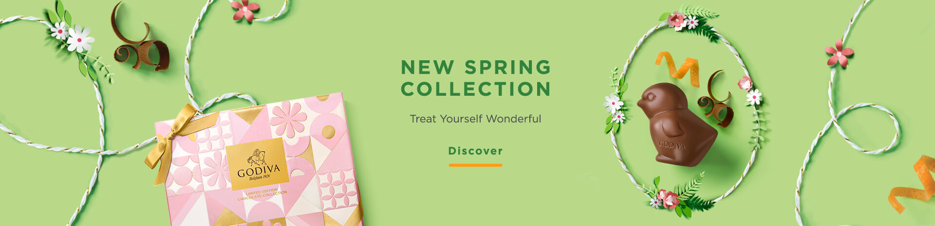 New Spring Collection - Godiva