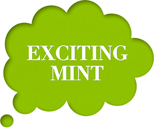 Exciting Mint