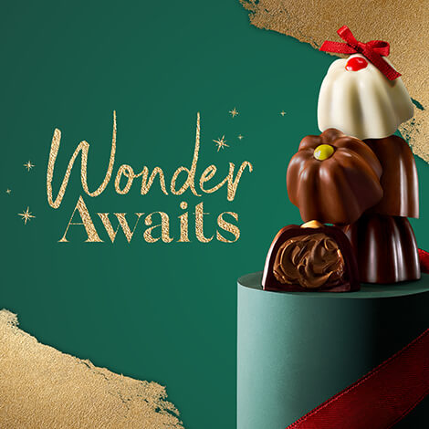 Godiva Wonder Awaits