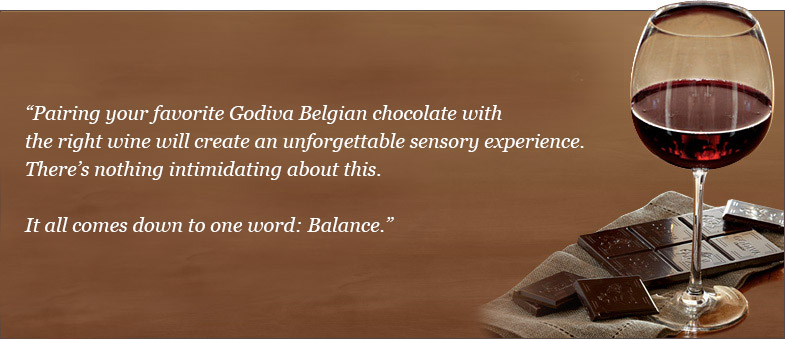 The Art of Pairing Chocolate and Wine