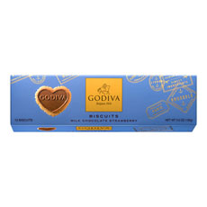 Godiva Biscuits Strawberry, 100 g