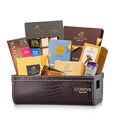Celebrate life's most special moments with an impressive assortment of Godiva Belgian chocolates, truffles, tablets, and more.