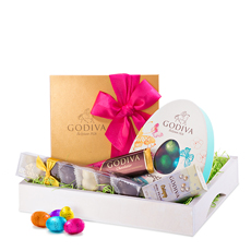 Godiva Beautiful Spring Tray