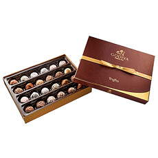 Godiva 2017 : Truffles Signature Collection