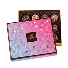 Godiva is proud to present our latest limited edition truffles; the Truffle Delights .