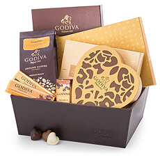 Godiva Chocolate Love Hamper