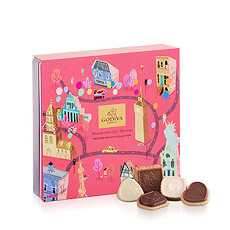 Wonderful City Dreams Prestige Biscuits, 46 pcs