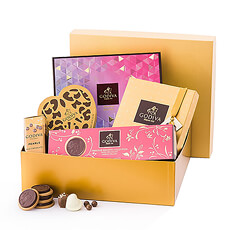 Godiva Summer Gold Gift Box Belgian Chocolates