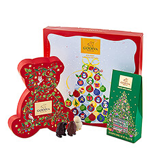 Godiva Advent Gift Set