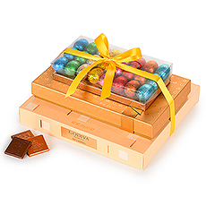 Easter is just around the corner... which means it's time to indulge in Easter chocolates again!