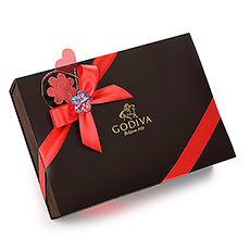 Godiva Romantic Royal Gift Box For Her