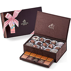 Godiva Mother's Day : Royal Box Standard, 45 pcs