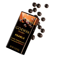 Godiva Pearls Dark Orange, 43 g