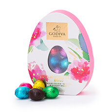 Godiva Easter Egg Pop Box, 20 pcs