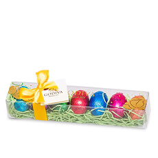 Godiva Easter Cello Pop Box, 7 pcs