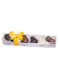 Godiva Pâques Cello Poussins en Chocolat, 6 pcs