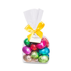 Godiva Easter Cello Bag with Godiva Pops, 150 g