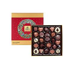 Godiva Gold Rigid Weihnachtsedition, 24 St.