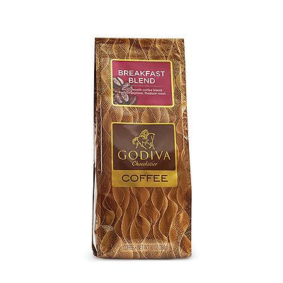 Godiva Breakfast Blend Coffee, 284 g