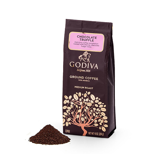 Godiva Chocolate Truffle Coffee, 284 g