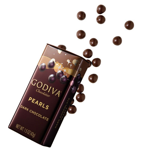 Godiva Pearls Dark Chocolate