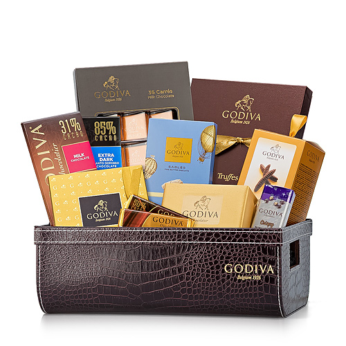 Godiva Chocolate Celebrations Gift