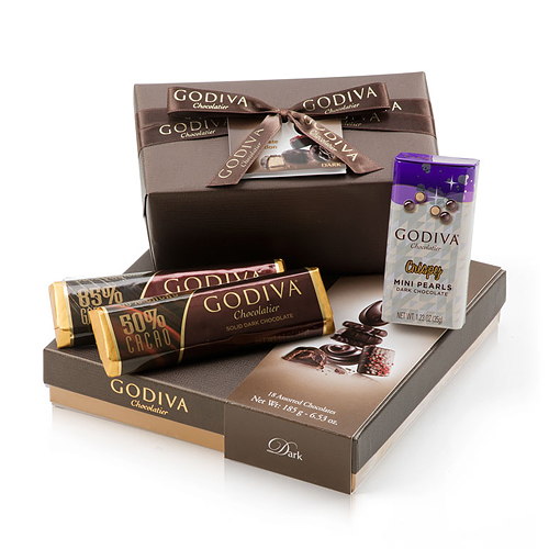 Godiva All Dark Chocolate Deluxe