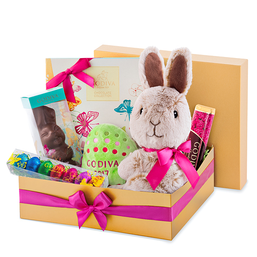 Godiva Easter Bunny Chocolate Kisses