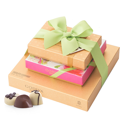 Godiva Tour au Chocolats du Printemps