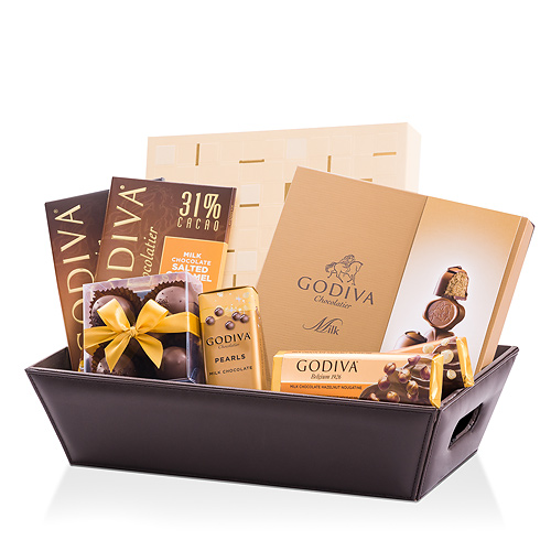 Godiva Milk Chocolate Lovers Set