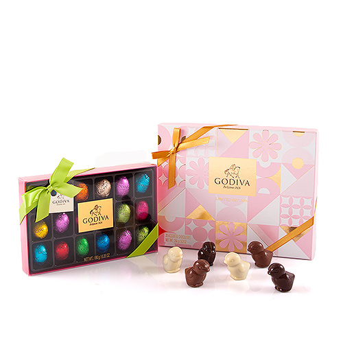 Godiva Easter Office Treats 2019
