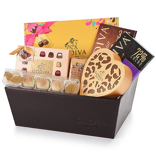 Godiva Carnival of Passion & Fun Gift Hamper