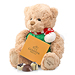Godiva Adorable Christmas Teddy Bear with Chocolates [01]