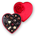 Godiva Valentine Luxury Fabric Heart, 13 pcs [01]
