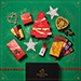 Godiva Christmas Tree Gift Box, 11 pcs [03]