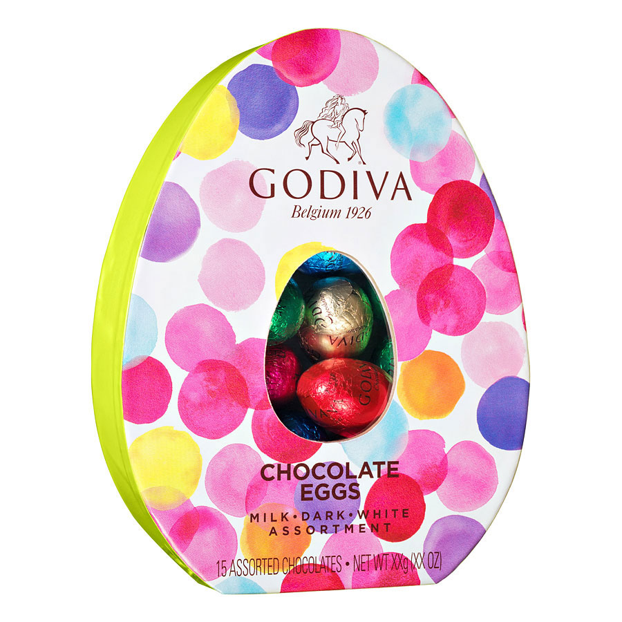 Godiva easter chocolate spring gift basket delivery in europe godiva easter chocolate spring gift basket 04 negle Images
