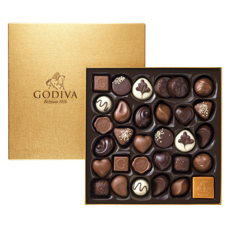Godiva Chocolate Tower - Delivery in Europe Others - Godiva