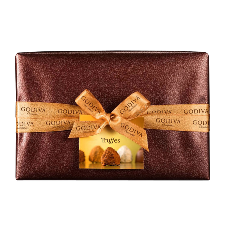 Godiva truffle ballotin 340g delivery in europe others for Go diva